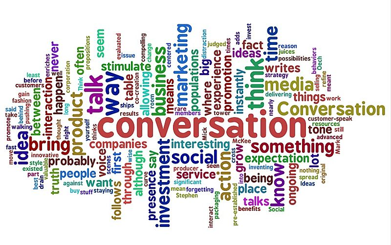 Ten Ideas for Conversation