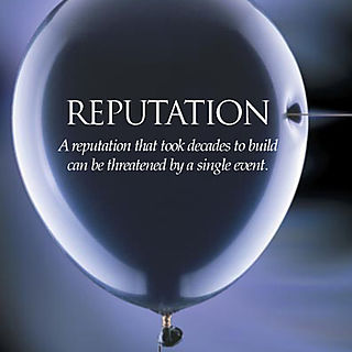 Reputation-balloon