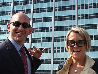Geoff Livingston and Maggie Fox