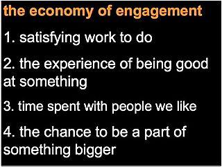 The Economy of Engagement