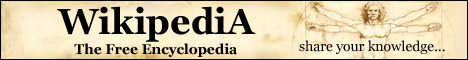 Wikipedia Banner ad