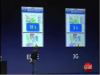 Steve Jobs Makes Information Come Alive