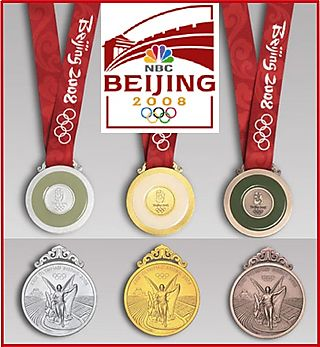 NBC Olympic Medals