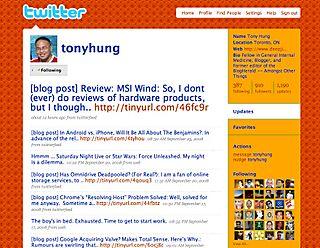 Tony Hung on Twitter