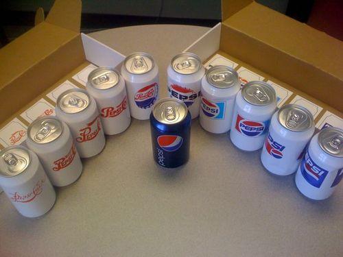 Pepsi Cooler