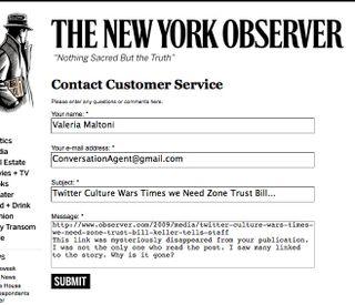 The NY Observer