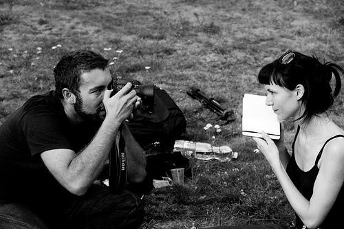 Fare ritratti_Luca Sartoni