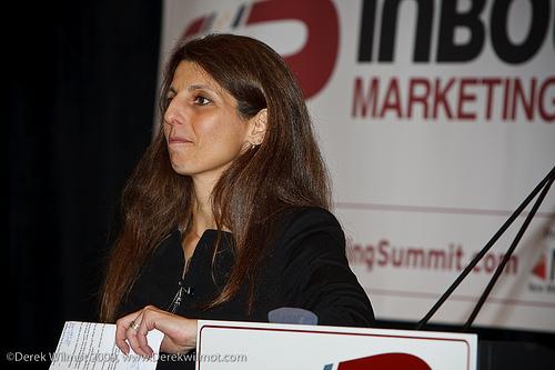 Valeria Maltoni Inbound Marketing Summit