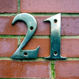 Number 21