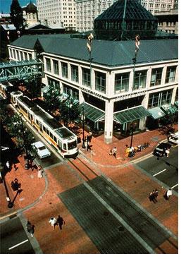 Portland-downtown