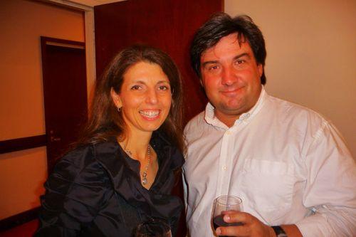 With David Parmet