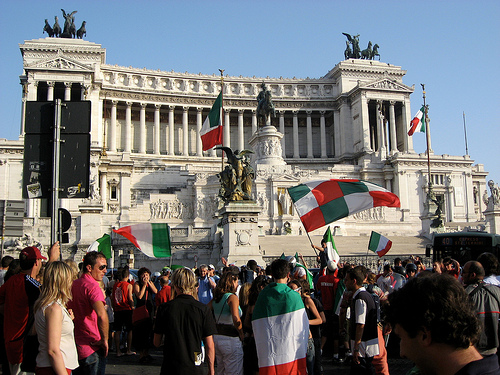 Italian Soccer Fans