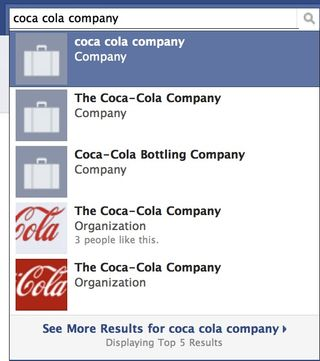 Coca-cola-search