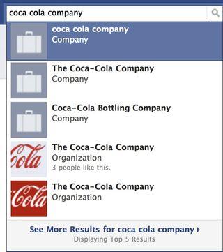 Coca-cola-search