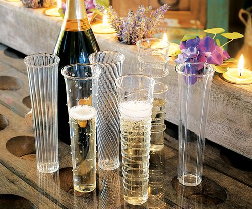 Venetian-style-champagne-flutes