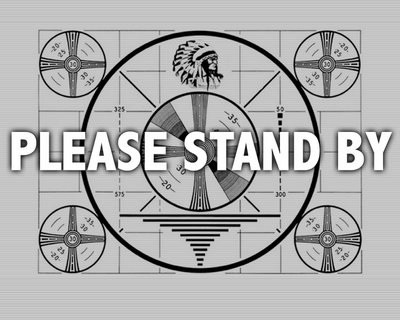 Please Stand By Test Pattern