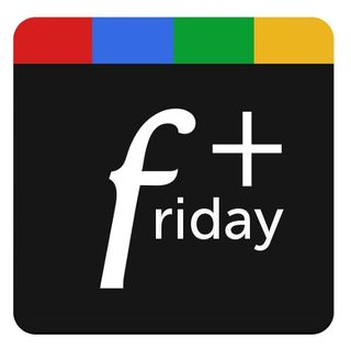 Friday=plus-not-facebook