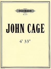 1210 John Cage 4 33 sheet music-thumb-200x266-64002