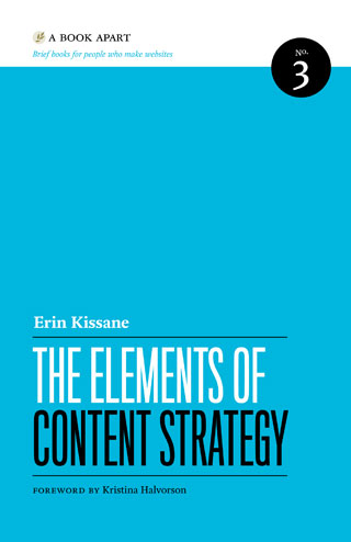 Kissane-elements-of-content-strategy