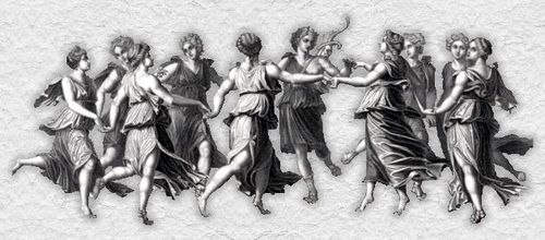 The nine muses