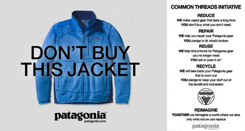 Patagonia_Don't Buy This jacket