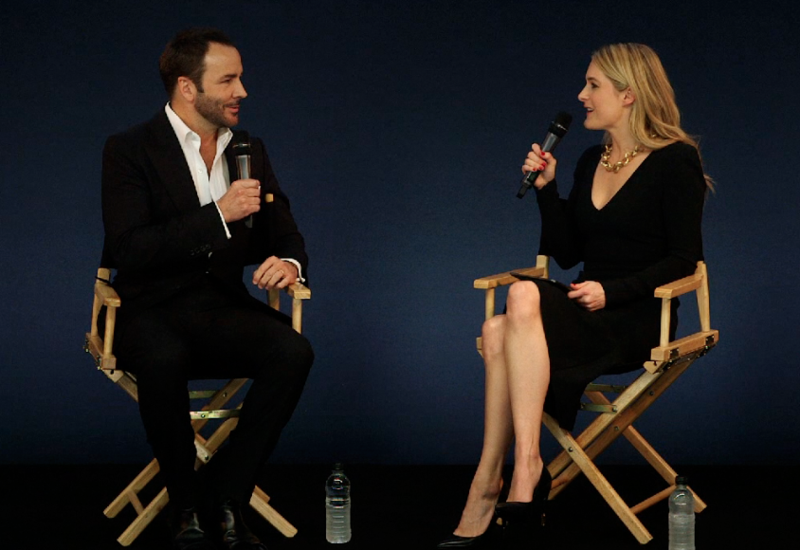 Tom Ford Interview London