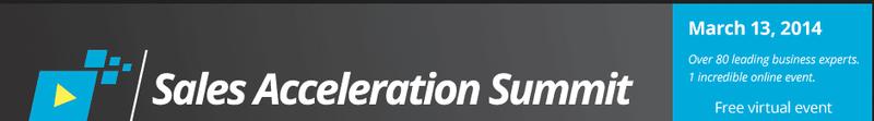 Sales Acceleration Summit