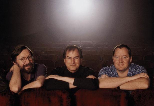Pixar team