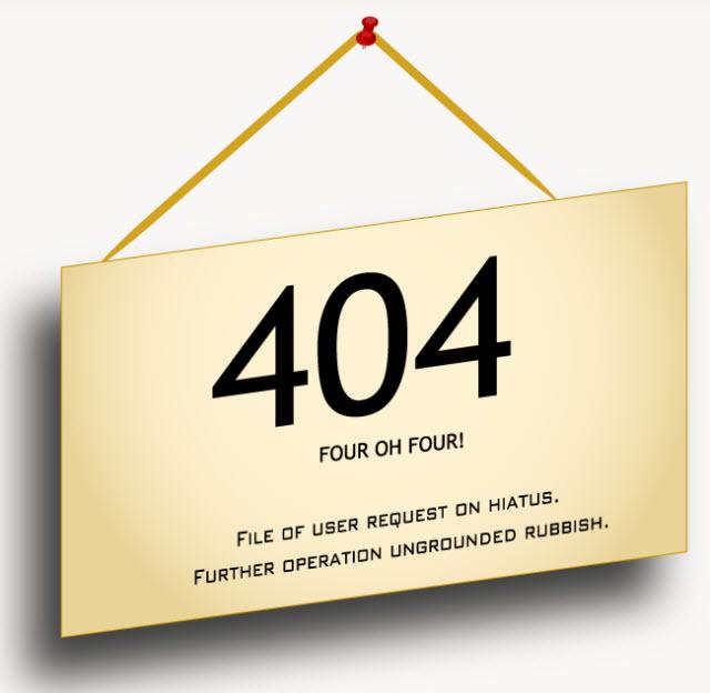 Humor 404