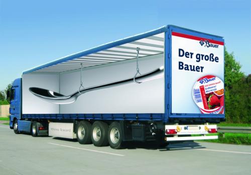 Truck Full of Yogurt