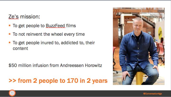 BuzzFeed Ze Frank