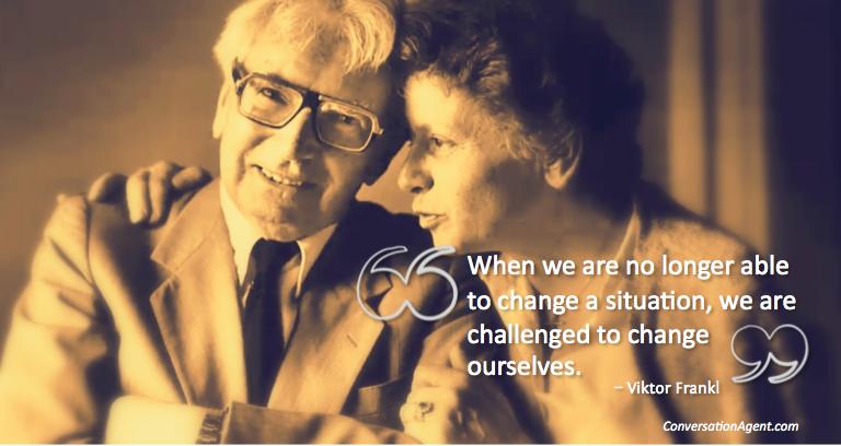 Viktor Frankl and Eleonore Katharina Schwindt