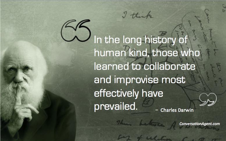 Darwin collaboration