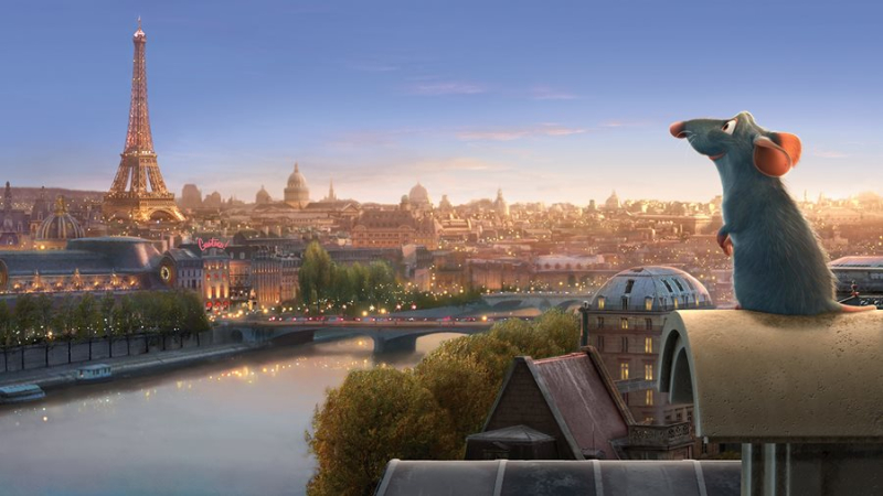 Pixar Ratatouille
