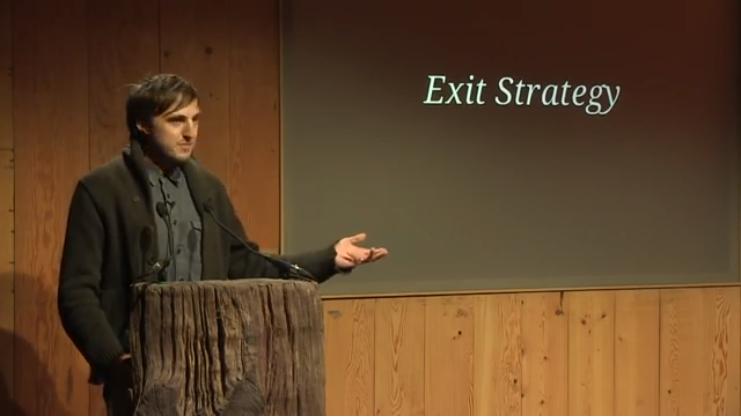 Zach Klein Do Lecture