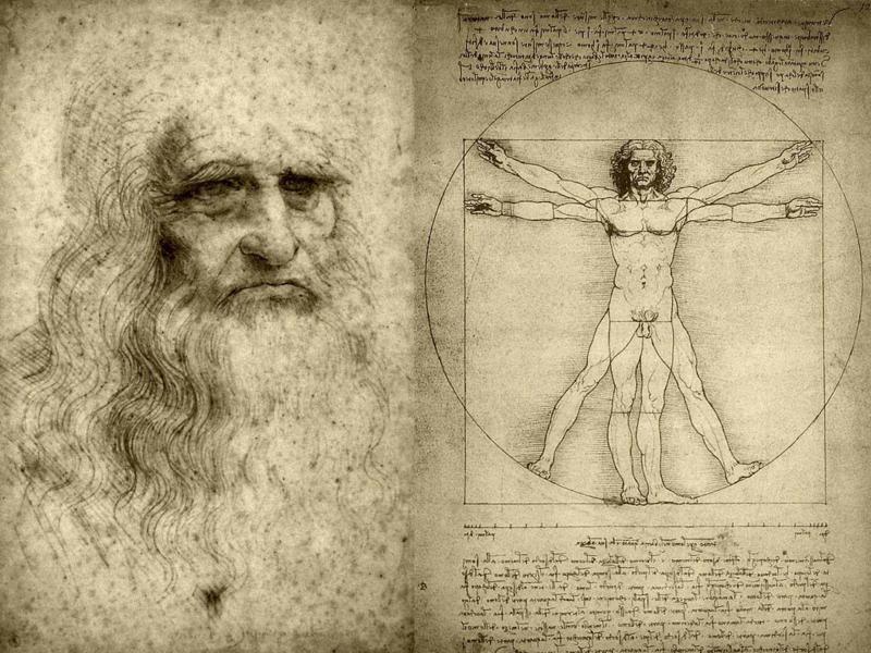 Leonardo da Vinci Polymath