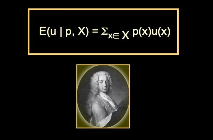 Daniel Bernoulli's gift