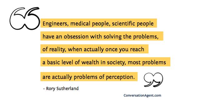 Rory Sutherland Persuasion