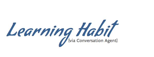 Learning Habit Header