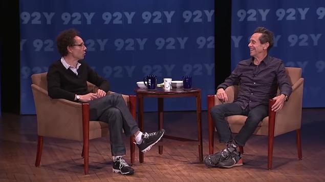 Malcolm Gladwell and Brian Grazer