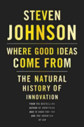 Where good ideas come from book cover