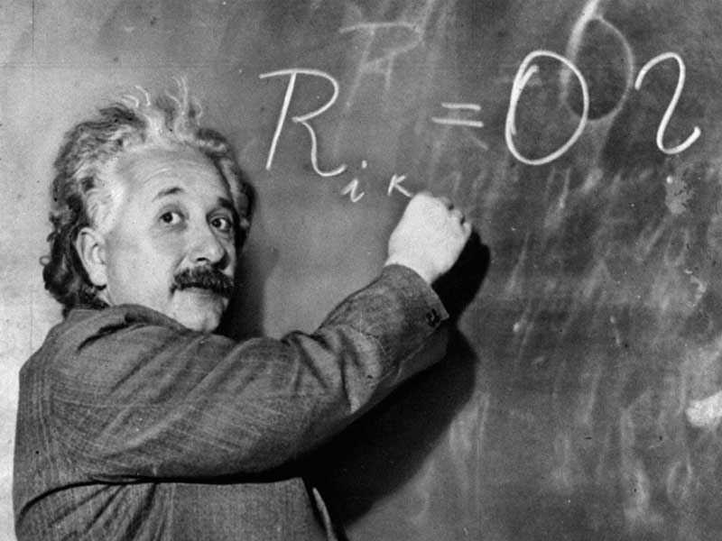 Albert Einstein Theory of General Relativity