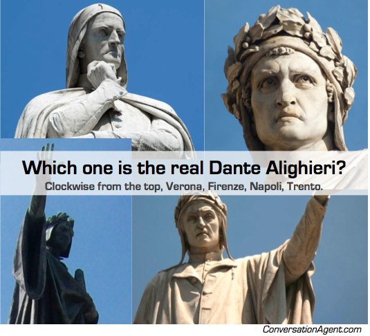 Who is the real Dante?