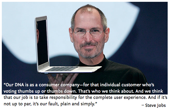 Steve Job_design of experience