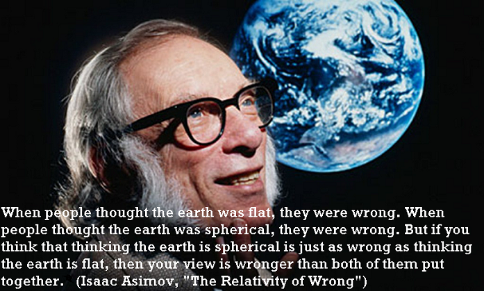 Asimov-Relativity-of-Wrong