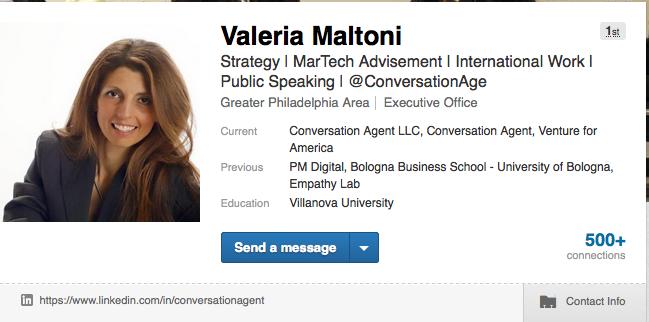 LinkedIn Profile_2016