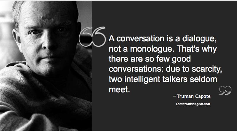 Truman Capote Conversation