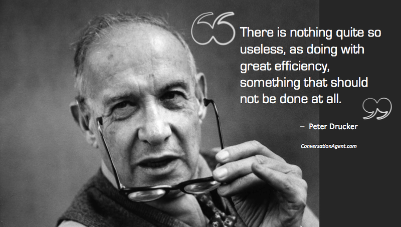 Peter Drucker_Effectiveness