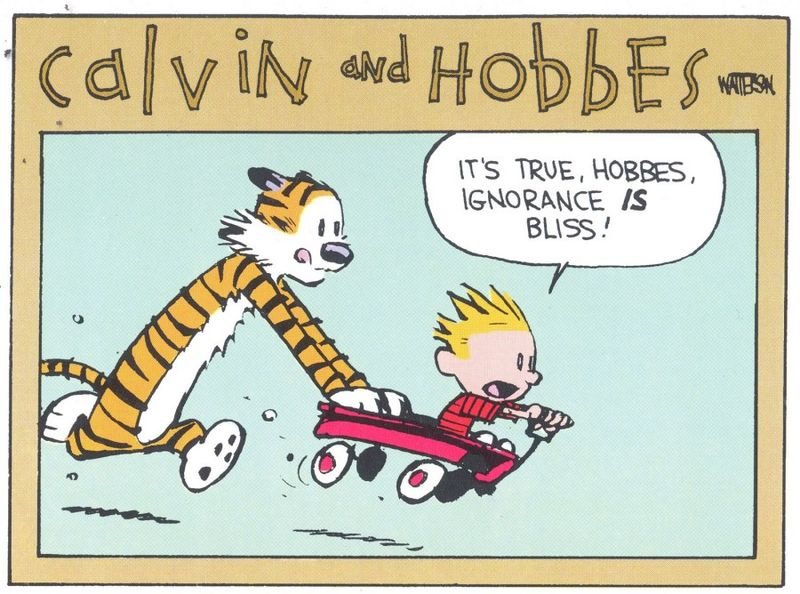 Ignorance-is-bliss