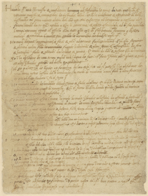 Leonardo da Vinci resume